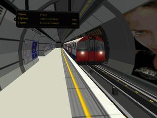 HCC!trainsim - Download MSTS : London Underground - Northern Line v1